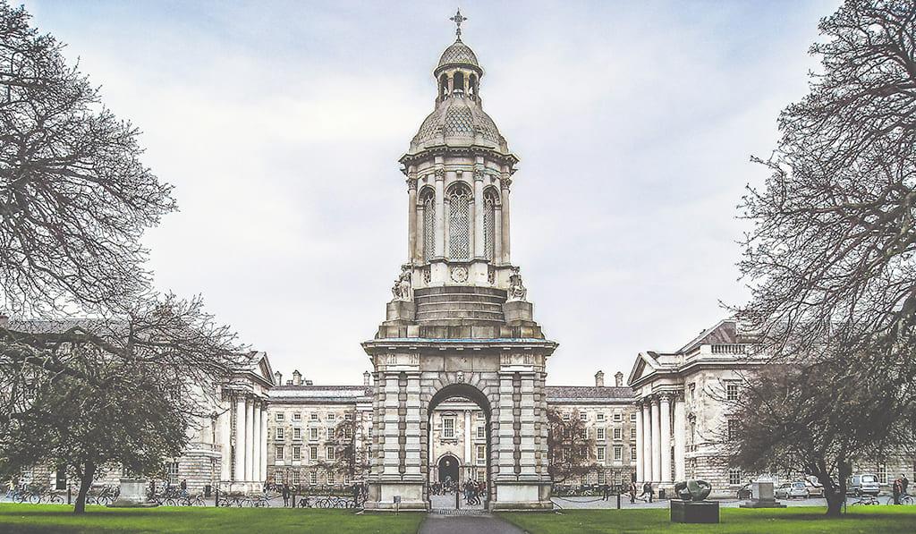留學愛爾蘭